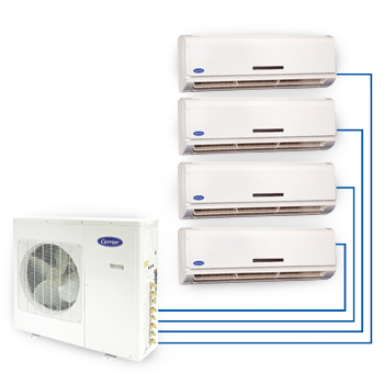 A Ductless Split System