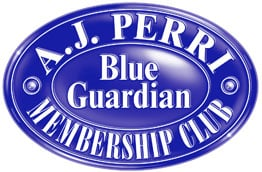 Blue gaurdian membership club logo