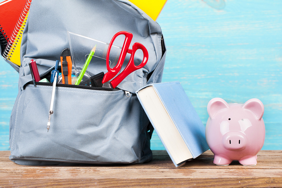 Back to School Savings! (At Home)