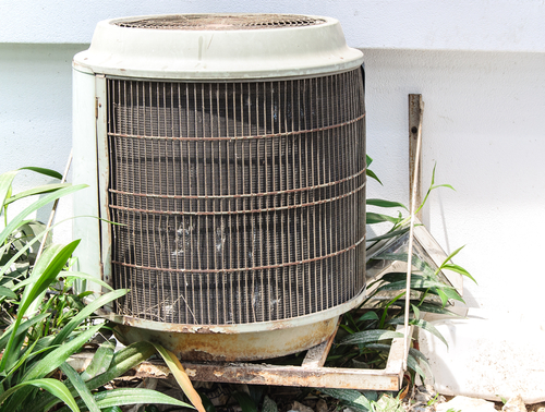 Why is My R-22 Air Conditioner Freezing Up?