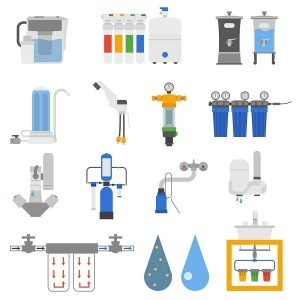 water filtering options