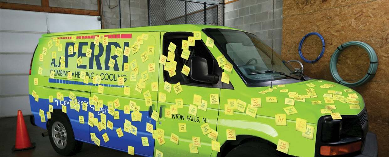 Notes on truck