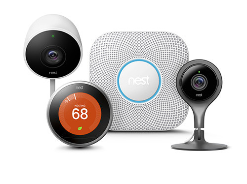 Automate Your Home with Nest Products