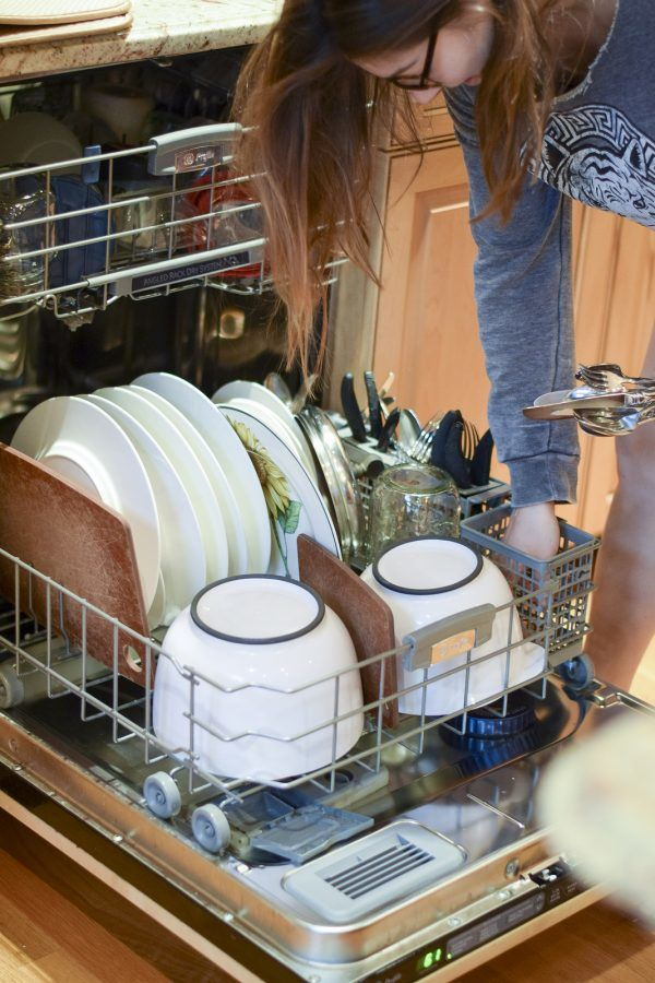 What can – and cannot – go in the dishwasher