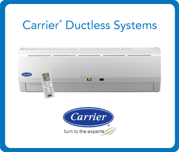 Carrier Ductless System