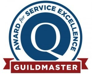 GuildMaster Award for Service Excellence logo