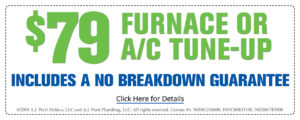 $79 furnace or AC tune-up