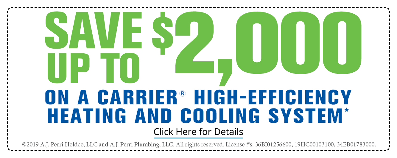 Save up to $2,000 on new heating and ac equipment